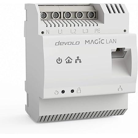 Devolo Magic 2 Lan Dinrail Powerline Hutschienen Adapter Computer Zubehör