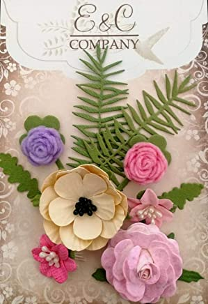 Casa Ec Company Flores Artificiais Decoração Para Casa Na