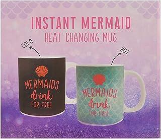 Instant Mermaid Mug - Ceramic Heat Changing Mug