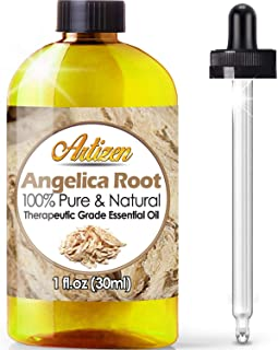 white angelica oil benefits