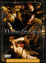 Witness For Christ: Book of Acts and the Epistles of St. Paul [DVD Bible: The New Testament, Volume 7]
