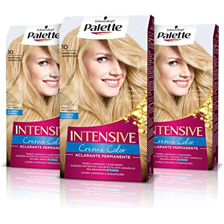 Palette Intense Cream Coloration Intensive Coloración del ...