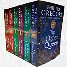 Tudor Court Series - 6 books - The Boleyn Inheritance / The Other Boleyn Girl / The Other Queen / The Constant Princess / ...