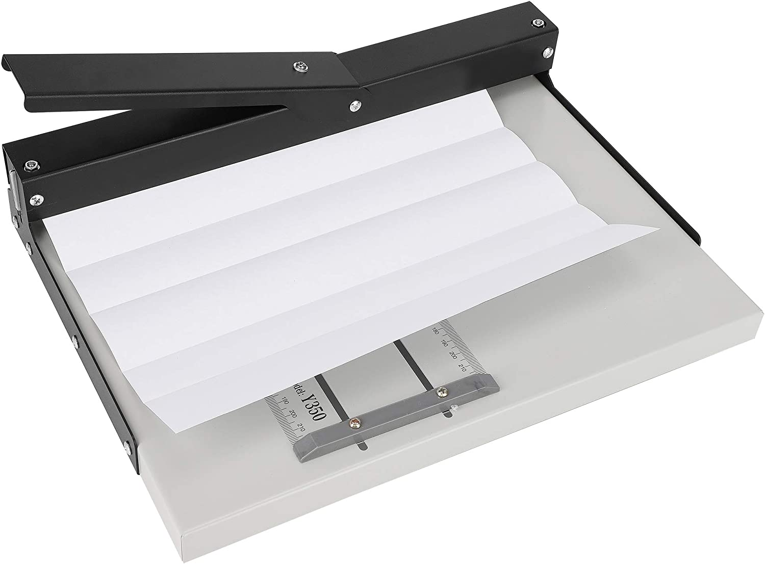 CGOLDENWALL Portable Manual Hand Creasing Cheap mail order Jacksonville Mall specialty store Paper Operated Machine