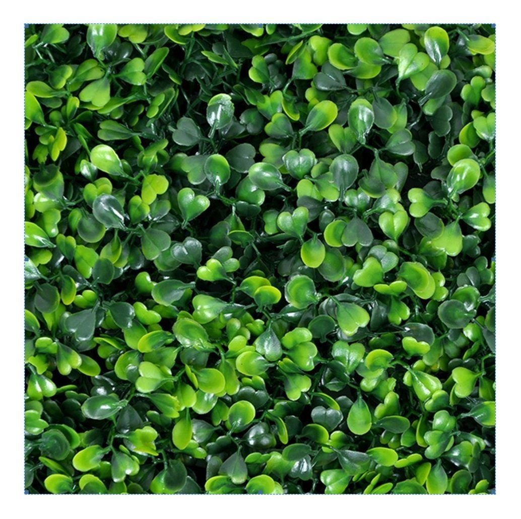 Ejoy E Joy 12 Piece Artificial Topiary Hedge Plant Privacy Fence Screen Greenery Panels Suitable For Both Outdoor Or Indoor Garden Or Backyard And Home Decorations Boxwood 20 L X 20 H