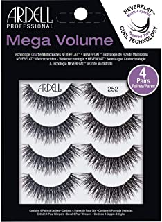 Ardell Mega Volume 252 4 Pairs