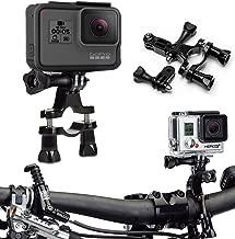 Navitech Cycle/Bike/Bicycle & Motorbike Roll Bar Mount Compatible with TheGoPro Hero 5