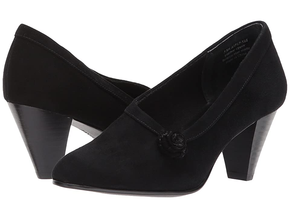 David Tate Kelly (Black Suede) Women
