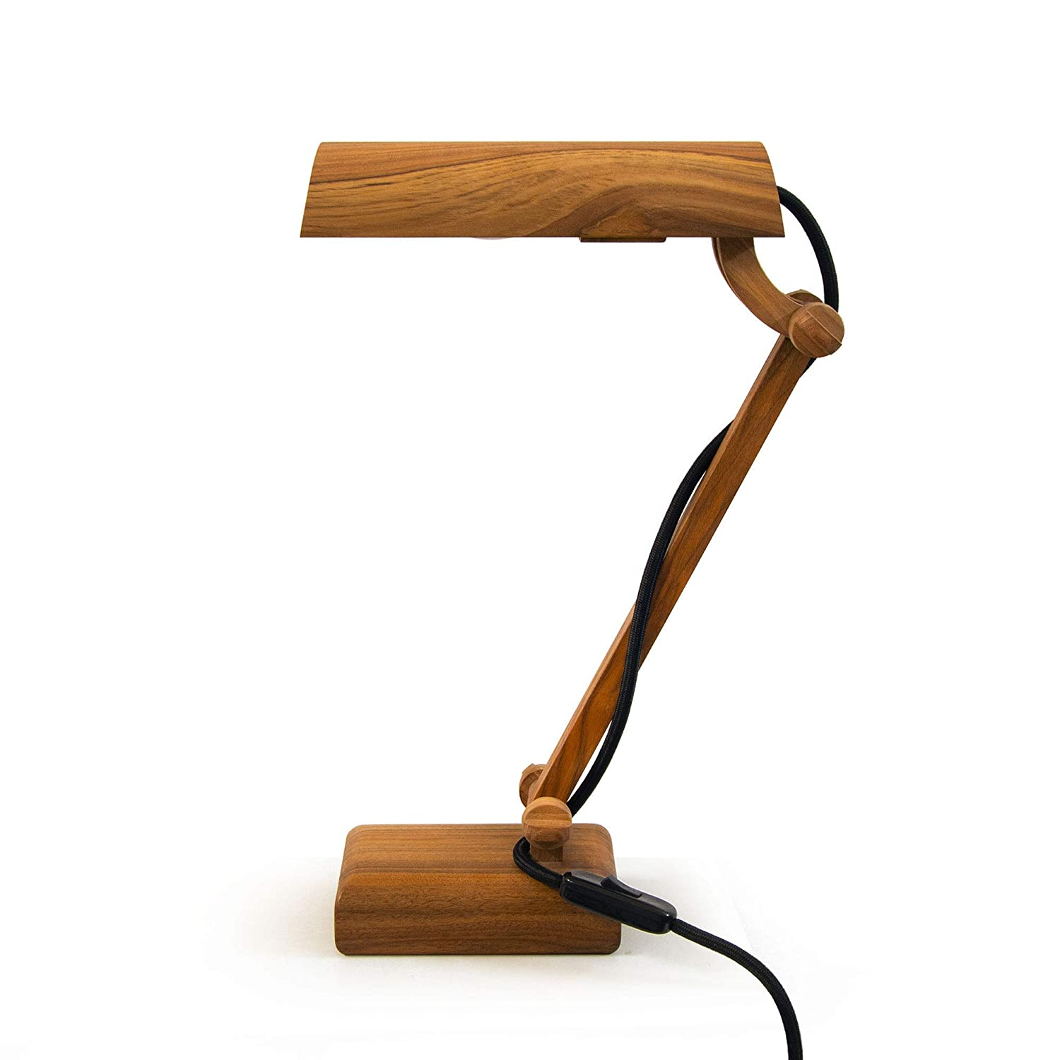 Vinkli - table lamp Ranking integrated 1st place made of adjustments oak. Two allow points Max 50% OFF