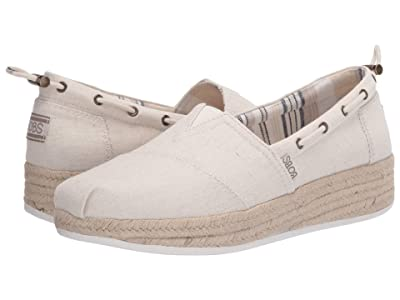 BOBS from SKECHERS Highlights 2.0 Yacht Master (Natural) Women