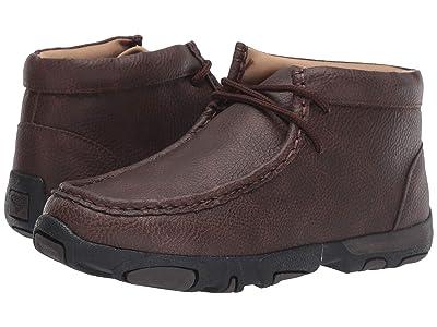 M&F Western Kids Oakley (Toddler/Little Kid) (Brown) Cowboy Boots