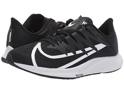Nike Zoom Rival Fly (Black/White/Vast Grey) Women