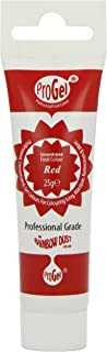1 X Pro-Gel Food Colouring - Red