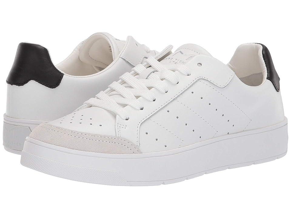Marc Fisher LTD Hayley (White Leather) Women