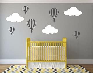 Best hot air balloon wall stickers Reviews