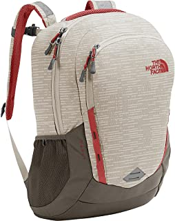 """The North Face Women's Vault Laptop Backpack 15""""- Sale Colors (Rainy Day Ivory"""