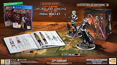 Sword Art Online: Fatal Bullet Collector's Edition Playstation 4