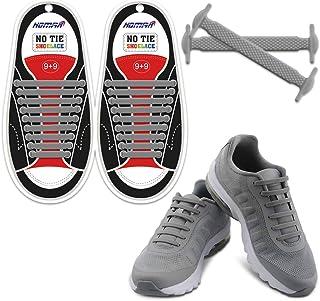 HOMAR Cordones de Zapatos para Niños y Adultos Cordones El