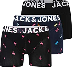 JACK /& JONES Herren Boxershorts JACRAINDEER GIFTBOX