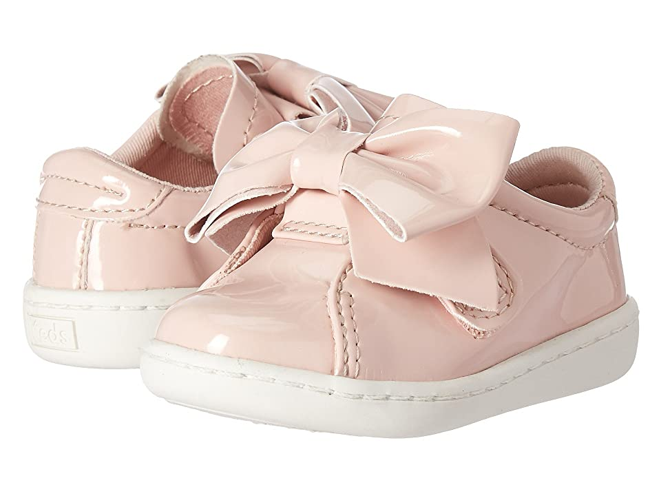 Keds Kids Ace Bow (Toddler/Little Kid) (Blush Synthetic) Girls Shoes