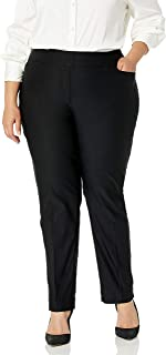 SLIM-SATION womens Pant with Real Front L Pockets Pant with Real Front L Pockets