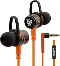 Ant Audio W56 Metal Wired Earphone with Mic (Orange)