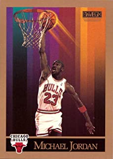 1990-91 Skybox #41 Michael Jordan Basketball Card Chicago Bulls