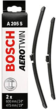 Bosch Wiper Blade Aerotwin A205S, Length: 600mm/475mm − set of front wiper blades: image