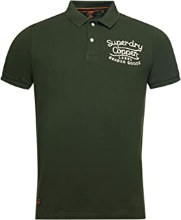 Superdry S/S Superstate Polo Uomo