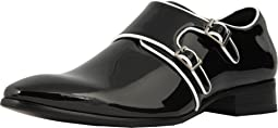 Valens Plain Toe Double Monkstrap