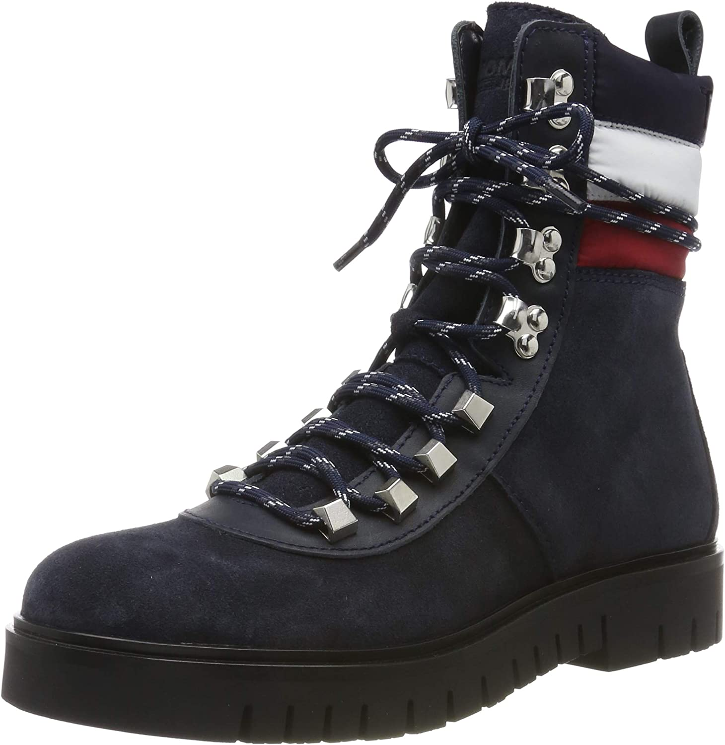 Boot Ankle Boots (Padded Nylon Lace