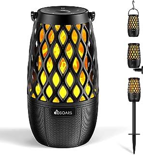 DBSOARS Bluetooth Speaker, Outdoor Torch Light Speaker,...