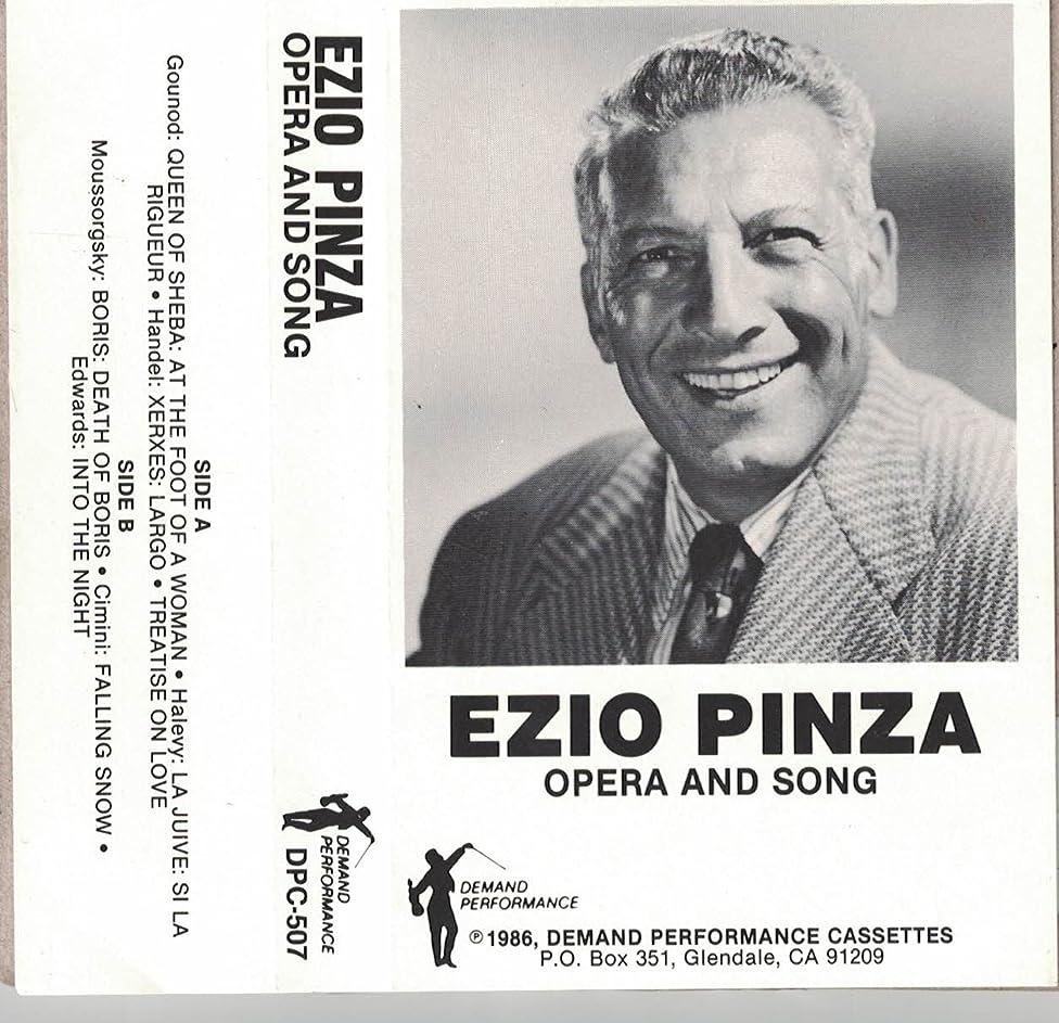 Ezio Pinza - Opera and Song
