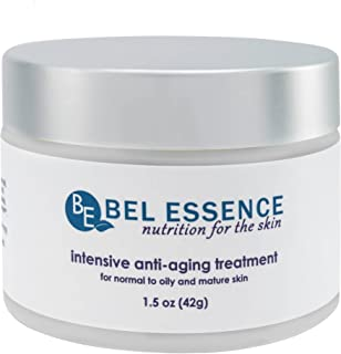 Bel Essence Intensive Anti Aging Face Moisturizer, Anti Wrinkle Cream & Neck Cream, Dark Spot Remover - Normal to Oily Skin: Hydrates Skin, Reduces Fine Lines & Wrinkles, Evens Skin Tone, 1.5 Ounce