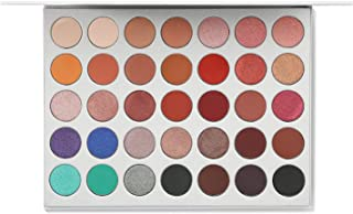 QUMEIDIE Eyeshadow Palette Cosmetic Powder Makeup for Girls/Women (35 Colours)