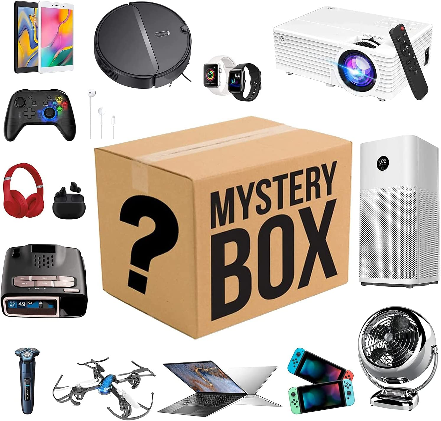 Mystery Box Birthday Surprise for Louisville-Jefferson County Mall Lucky Adults Ranking TOP2