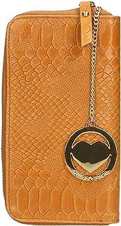 Chicca Borse Bag Portafogli in Pelle Made in Italy 20x11x3 cm