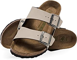 Birkenstock Arizona, Men's Fashion Sandals, Grey