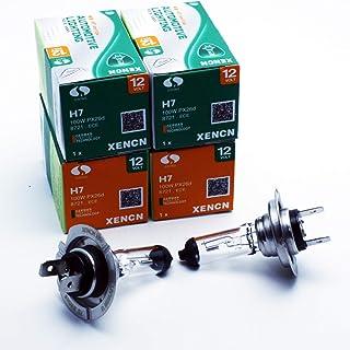 XENCN Scheinwerferleuchten, 4 x H7, PX26d, 12 V, 100 W, PX26d, 3200 K, Clear Standard Offroad