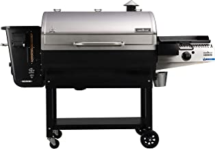 Camp Chef 36 in. WiFi Wodwind Pellet Grill & Smoker with Sidekick (PG14) - WiFi & Bluetooth Connectivity