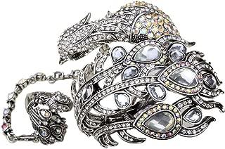 silver slave ring