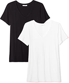 ruched v neck t shirt