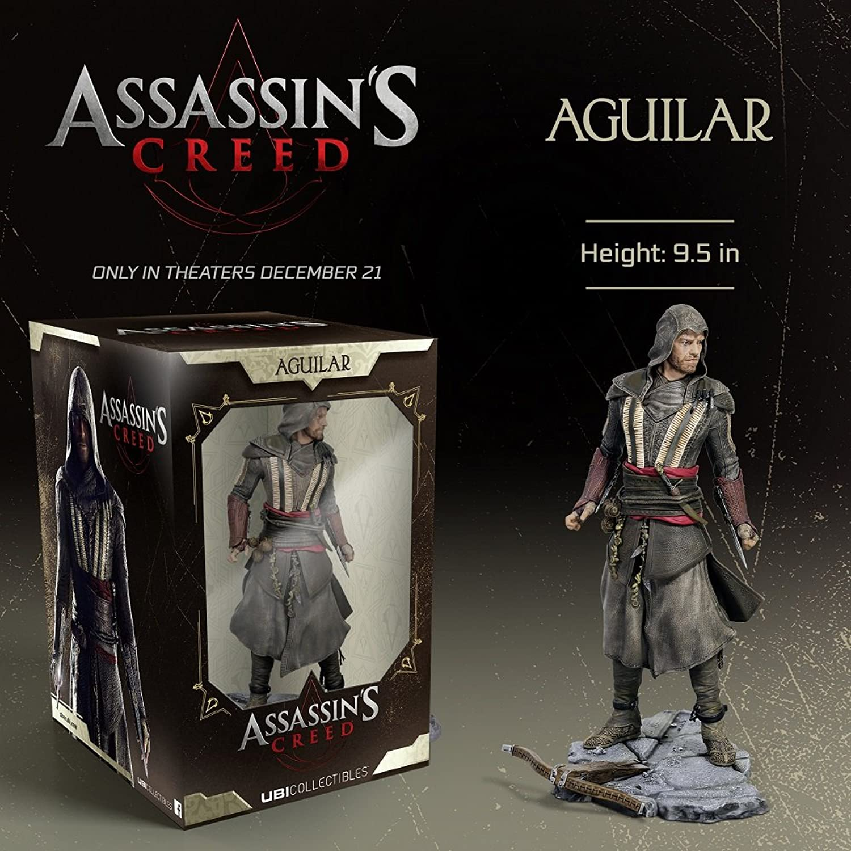Assassin's Creed Movie Aguilar Figurine