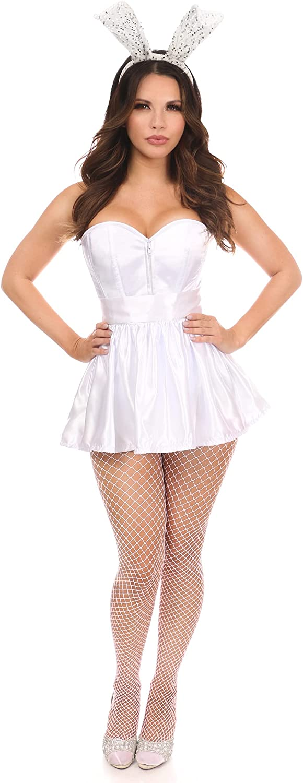 Daisy corsets Womens 3 Ranking TOP6 Pc Omaha Mall Corset Sexy Costume Bunny