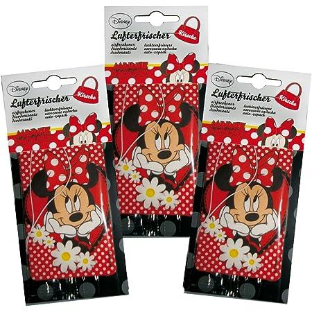 Fanping 2st Mickey Mouse Auto Duft Lufterfrischer Auto Vent Duft Diffusor Color Champagne Küche Haushalt
