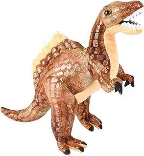 Wildlife Tree Large 19 Inch Spinosaurus Stuffed Animal Dinosaur Floppy Plush Kingdom Collection