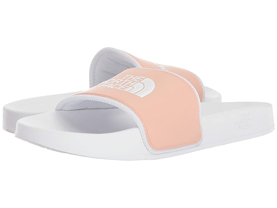 The North Face Base Camp Slide II (TNF White/Evening Sand Pink) Women