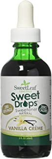 SweetLeaf Liquid Stevia, Clear, Vanilla, 2 Fluid Ounce