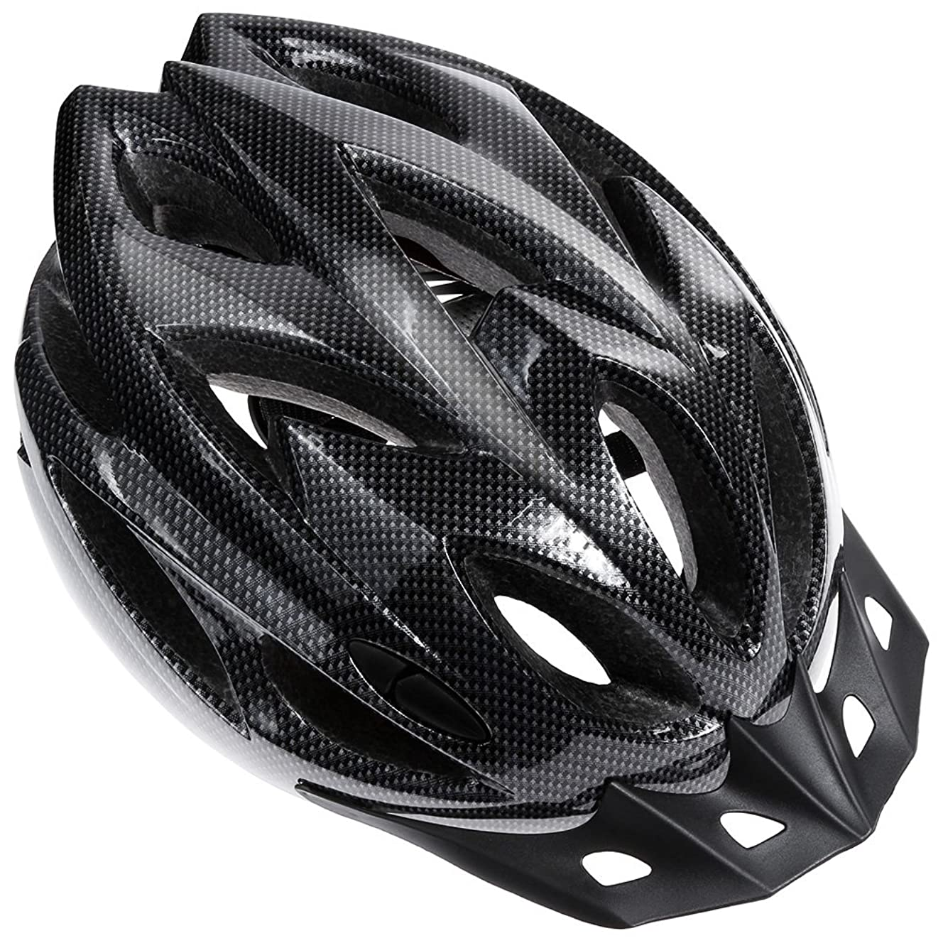 Zacro Lightweight Bike Helmet, CPSC Certified Cycle Helmet Adjustable Thrasher for Adult with Detachable Liner with Water and Dust Resistant Bike Seat Cover