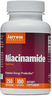 JARROW FORMULAS Niacinamide, 100 CT